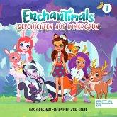 Folge 1: Die Super-Duper-Zaubermaschine / Danessas Liebling (Das Original-Hörspiel zur TV-Serie) (MP3-Download)