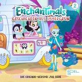 Folge 2: Die Gruselgeschichte / Küchenchaos (Das Original-Hörspiel zur TV-Serie) (MP3-Download)