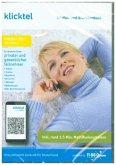 klicktel Telefon- und Branchenbuch Frühjahr 2021, 1 DVD