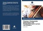 Themen: Postpartale Depression und Musikalität beim Lernen von Kindern