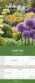 Familientermine Gärten 2022. Familienplaner - Wandkalender - Familienkalender