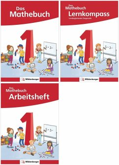 Das Mathebuch 1 - Neubearbeitung - Sparpaket - Höfling, Cathrin;Hufschmidt, Ulrike;Kolbe, Myriam