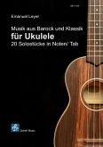 Musik aus Barock und Klassik für Ukulele