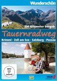 Tauernradweg - Krimml - Zell am See - Salzburg - Passau - 300 km bergab - Wunderschön!