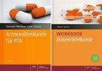 Arzneimittelkunde-Workbook mit Arzneimittelkunde für PTA