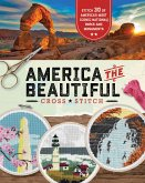 America the Beautiful Cross Stitch