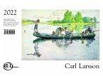 Der Kleine Carl Larsson-Kalender 2022