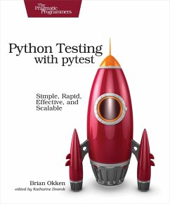 Python Testing with pytest (eBook, ePUB) - Okken, Brian