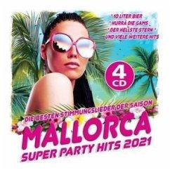 Mallorca Super Party Hits 2021 - Diverse
