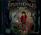 Flüsterwald - Das Abenteuer beginnt, 1 Audio-CD
