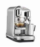 Sage Nespresso-Maschine The Creatista Pro edelstahl