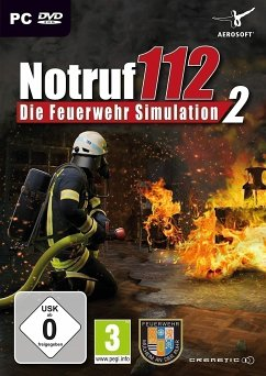 Notruf 112 - Die Feuerwehr Simulation 2 (PC)