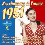 Les Chansons De L?Annee 1951