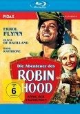 Die Abenteuer des Robin Hood - König der Vagabund Pidax-Klassiker