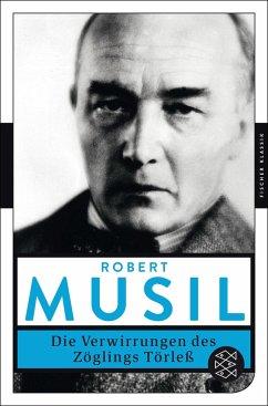 Die Verwirrungen des Zöglings Törleß (Mängelexemplar) - Musil, Robert