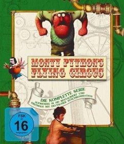 Monty Python's Flying Circus - Die komplette Serie - Python,Monty