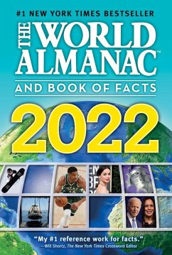 The World Almanac and Book of Facts 2022 (eBook, ePUB) - Janssen, Sarah