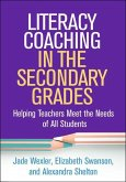 Literacy Coaching in the Secondary Grades