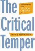 The Critical Temper: Interventions from the New Criterion at 40