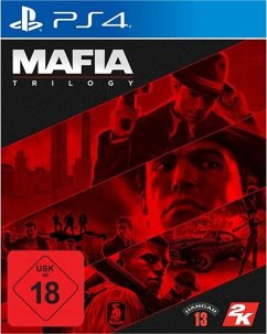 Mafia Trilogy (Playstation 4)