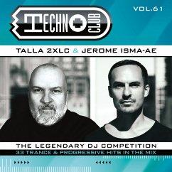 Techno Club Vol.61 (limitierte Edition) - Diverse