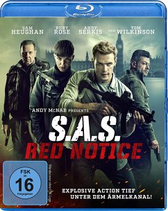 SAS:Red Notice - Heughan,Sam/Rose,Ruby/Serkis,Andy/+