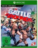 WWE 2k Battlegrounds (XBox One/XBox Series X)
