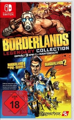 Borderlands Legendary Coll.