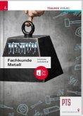 Fachkunde Metall PTS + digitales Zusatzpaket