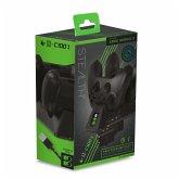 Xbox Series X/S Twin Akku Pack + Ladestation (schwarz)