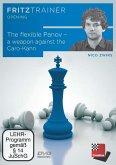 The flexible Panov - a weapon against the Caro-Kann, DVD-ROM