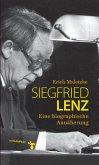 Siegfried Lenz (eBook, ePUB)