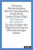 Disruption der Arbeit? (eBook, PDF)