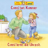 Conni hat Kummer / Conni lernt die Uhrzeit (MP3-Download)