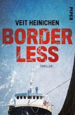 Borderless (Restauflage) - Heinichen, Veit