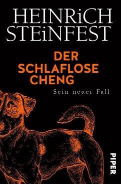Der schlaflose Cheng / Cheng Bd.5 (Restauflage) - Steinfest, Heinrich