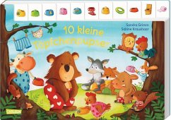 10 kleine Töpfchenpupser (Restauflage) - Grimm, Sandra