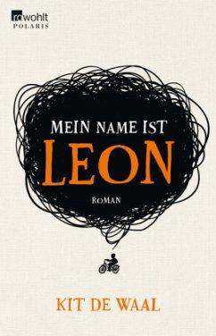Mein Name ist Leon (Mängelexemplar) - Waal, Kit de