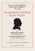 Johann Friedrich Oberlin 1740-1826 Gesammelte Schriften (eBook, PDF)