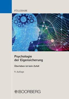 Psychologie der Eigensicherung (eBook, ePUB) - Füllgrabe, Uwe