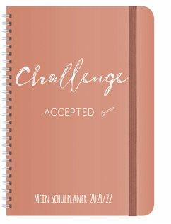 Schülerkalender Challenge 2021/2022