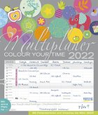 Multiplaner - Colour your time 2022