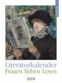 Literaturkalender Frauen lieben Lesen 2022