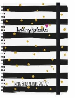Schülerkalender Lieblingskalender 2021/2022