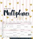 Multiplaner - Time for glamour 2022