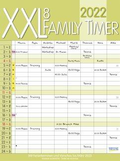 XXL Family Timer 8 2022