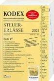 KODEX Steuer-Erlässe 2021, Band IV