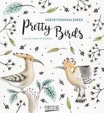 Geburtstagskalender Pretty Birds