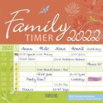 Family Timer - Floral 2022