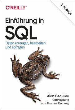 Einführung in SQL (eBook, PDF) - Beaulieu, Alan